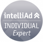 intelliAd Individual Expert Zertifikat