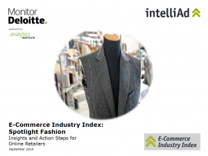 E-Commerce Industry Index: Spotlight Fashion