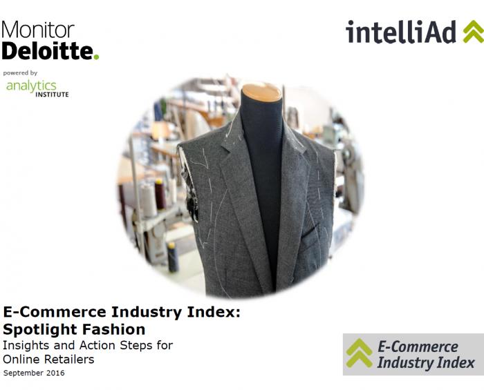 E-Commerce Industry Index: Spotlight Fashion