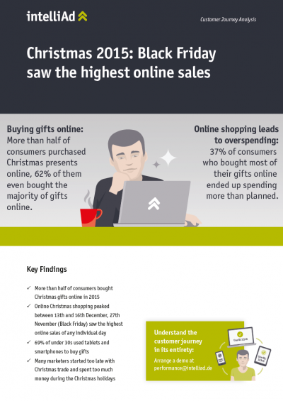 Data Analysis Christmas 2015