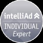 intelliAd Individual Expert Zertifikat